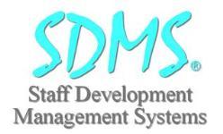 SDMS V Recruitment & Selection