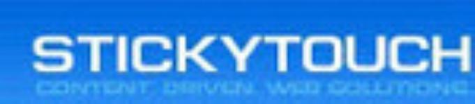 StickyTouch Social Center CMS