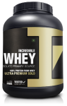 Incredible Whey Premium Gold Protein
