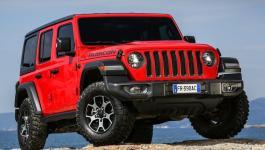 Jeep New Wrangler