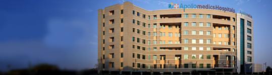 Apollomedics Hospitals - Lucknow
