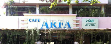 Cafe Arfa - Andheri West - Mumbai