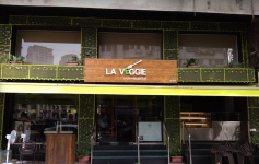 La Veggie - Chowpatty - Mumbai