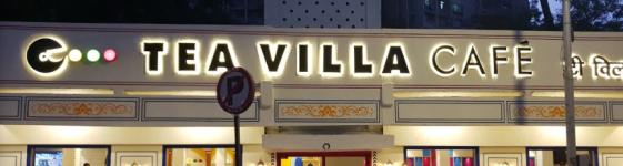 Tea Villa Cafe - Dadar West - Mumbai