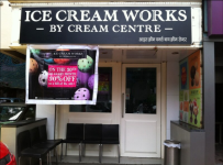 Ice Cream Works - Dadar West - Mumbai