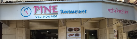 Pine Restaurant - Mazgaon - Mumbai