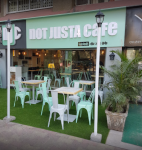 Not Justa Cafe - Vile Parle East - Mumbai