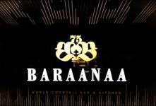 Baraanaa World Cocktail Bar & Kitchen - Worli - Mumbai