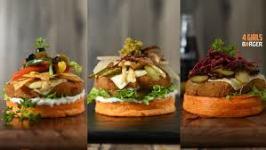 4 Girls And A Burger - South Delhi - New Delhi