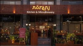Norenj Kitchen & Microbrewery - Sushant Lok - Gurgaon