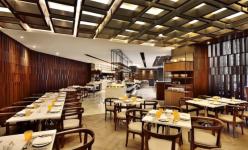 Downtown Kitchen & Bar - Courtyard by Marriott - Sushant Lok - Gurgaon