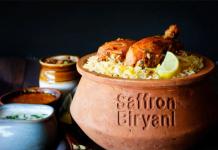 Saffron Biryani - Sector 54 - Gurgaon
