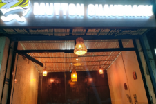 Mutton Chaudhary - South City 2 - Gurgaon
