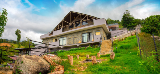 Leopard Rock Wilderness Resort - Ooty