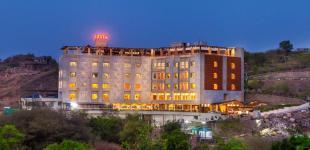 Justa Sajjangarh Resort & Spa - Udaipur
