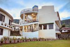 The Palm Hotel - Bhimtal