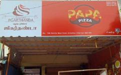 PAPA Pizza - Kolathur - Chennai