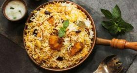 The Dum Pukth Biryani Eats - Chinar Park - Kolkata