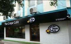 The Crepe Cafe - Park Street - Kolkata