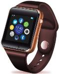 Time Up Camera Bluetooth SIM Card Black Smartwatch