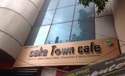 Cake Town Cafe - Sarjapur Road - Bangalore