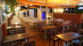 Chin Lung Resto Bar - Residency Road - Bangalore