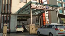 Hotel Crystal Ganga Heights - Delhi Bypass Road - Haridwar