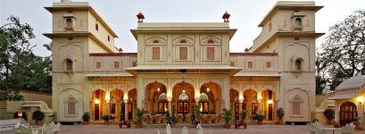 Hotel Narayan Niwas Palace - Malka Pol - Jaisalmer