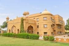Hotel Jaisalgarh - Shilpgram - Jaisalmer