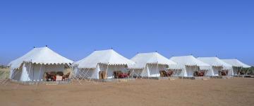 Hotel Surya Desert Camp - Village Post Khuri - Jaisalmer