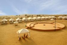 Desert Rassleela Camp Hotel - Sam Sand Dune - Jaisalmer