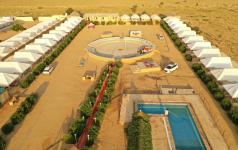 Country Side Resort - Sam sand dunes - Jaisalmer