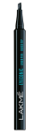 Lakme Eyeconic Liner Pen Block Tip - Deep Black
