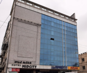 Hotel Midcity - M.G. Road - Vijayawada