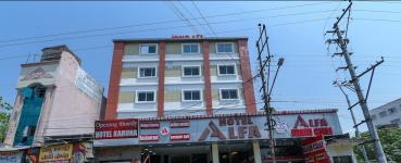 Mnm Plaza - Railway Hospital - Vijayawada