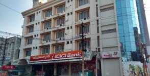 Hotel Santhi Grand - Raja Gopal Chary Street - Vijayawada