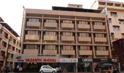 Vasantha Mahal Hotel - Hampankatta - Mangalore