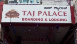 Taj Palace - Rao & Rao Circle - Mangalore