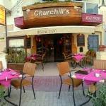 Cafe Churchill - Sector 21 - Dwarka