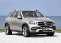 Mercedes-Benz GLE New 300d 4 MATIC