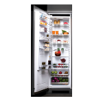 Hafele HRF305 305 L Built-In Refrigerator