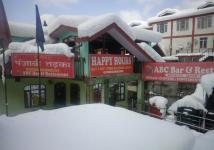 ABC Bar & Restaurant - Sanjauli - Shimla
