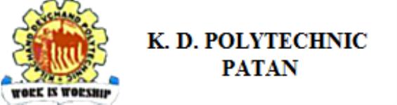 K. D. Polytechnic - Gandhinagar