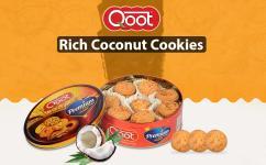 Qoot Rich Coconut Cookies