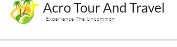 Acro Tour And Travel - Kolkata