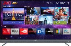 JVC 140cm (55 inch) Ultra HD 4K LED Smart TV