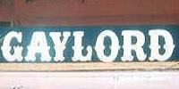 Gaylord - Churchgate - Mumbai