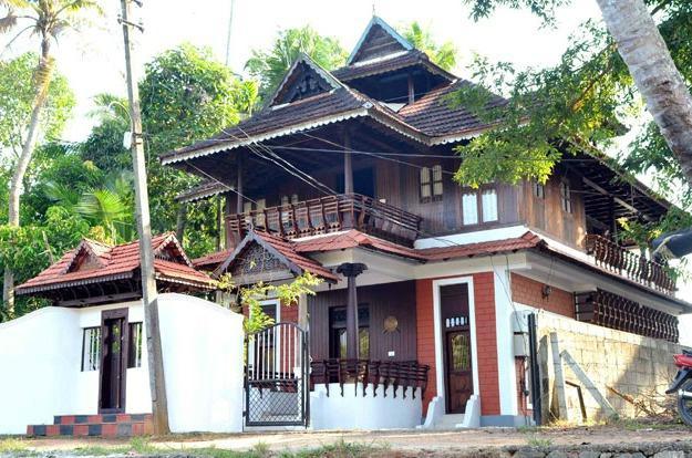House Boat Manu Nandanam - Cheepunkal - Kumarakom