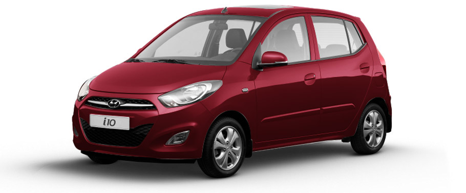Hyundai Next Gen i10