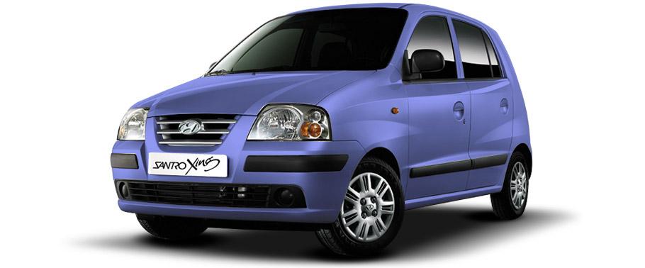 Hyundai Santro CNG